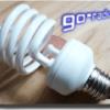 Схема энергосберегающей лампы